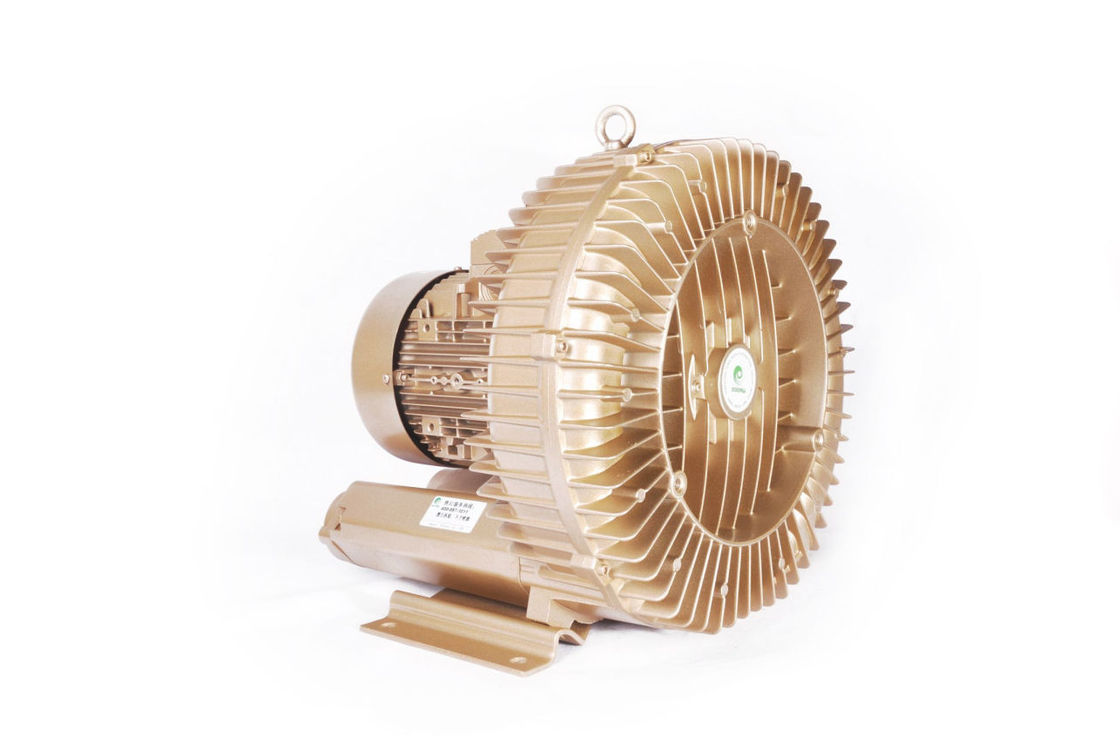 Ring 4kw Single Stage Vacuum Pump Blower For Vacuum Lifting Machine