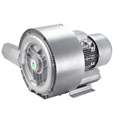 12.5kw / 14.5kw Output Oil Free  High Pressure Turbine Side Channel Blower